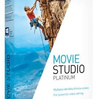 MAGIX VEGAS Movie Studio Platinum 18.0.0.482 Crack Download 2021