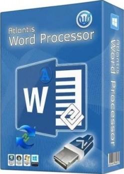 Atlantis Word Processor 4.1.3.2 Crack with Keygen Latest Version 2021