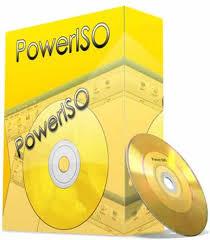 PowerISO 8.0 Crack With Serial Key Full Download 2021