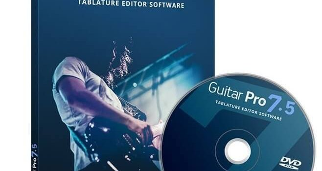 Guitar Pro 7.5.5 Crack with Activation Key Latest Download 2021