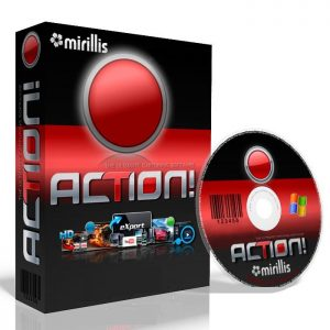 Mirillis Action 4.21.5 Crack + Keygen Full Version Latest Download 2022