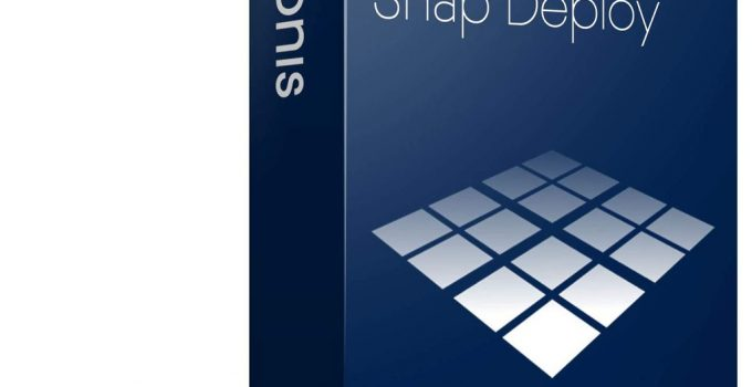 Acronis Snap Deploy 6.0.2.890 Crack with Serial Key Full Download 2022