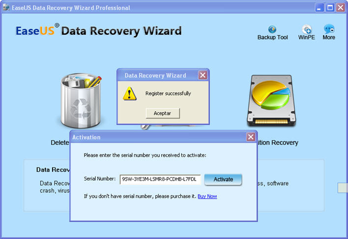 is a tool that can help you recover lost data when you accidentally delete lost data