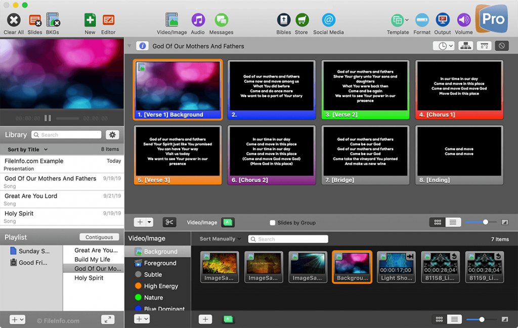 ProPresenter 7.6.1 Crack with License Key Free Download 2022
